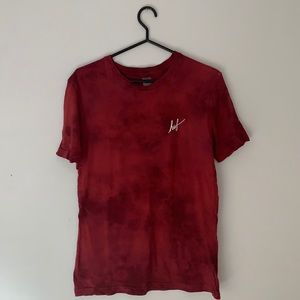 Red HUF T-shirt, size small